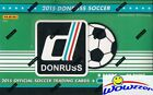 2015 Donruss Soccer Factory Sealed HUGE 24 Pack HOBBY Box-AUTO! 1st Yr of Soccer
