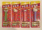 PEZ Hello Kitty (set of 4) Kuririn,Hello Kitty /w Rabbit, Hello Kitty, My Melody