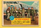 1963 Topps Astronauts Trading Cards 9