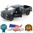 diecast model 2017 Black Chevy Silverado 1500 LT Z71 Crew Cab 124 Scale