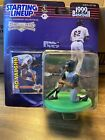 Mo Vaughn 1999 Starting Lineup Extended Series Los Angeles Angels