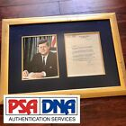 JOHN F KENNEDY * JSA LOA * Authentic Senate Autograph Letter Signed * JFK
