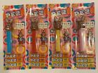 PEZ * Complete Dylans Candy Bar NY Jeffrey Bunnies * All 4 Colors * NEW * 2004