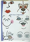 Janome Doll Face Collection Embroidery 35 Designs in JEF Format 2000 Japan