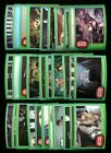 1977 TOPPS STAR WARS SERIES 4 NEAR COMPLETE SET OF 65 66 MINT *INV6221