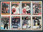 1990's Los Angeles Kings 50 Card Lot 16 Wayne Gretzky Robitaille Blake Rookie RC