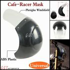Motorcycle Front Headlight Fairing Windshield For Cafe Racer Headlight Mask