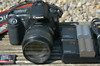 Canon EOS 20d EF-S 18-55 with Lens In Excellent Condition, Batteries