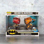Funko Pop Red Hood vs Deathstroke 2-Pack Previews SDCC Exclusive | IN STOCK
