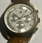 Tommy Hilfiger Mens Watch Leather Band TH281.1.34.1928