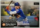 2020 Topps X Pete Alonso Baseball Cards 21
