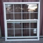 Pella Window Factory Double Hung Pane White Vinyl Home New ThermaStar Energy