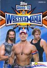 2017 Topps WWE Road to Wrestlemania EXCLUSIVE HUGE Sealed HANGER Box-42 Cards!