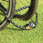 WEST BIKING Foldable Bicycle Lock Anti Theft Security Moped Lock with 3 Key