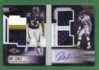 2018 Panini Playbook Ray Lewis Triple Multicolored Patch Auto Booklet SSP #8 10