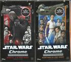 Topps 2020 Star Wars Chrome Perspectives Hobby Box Set of 2 (Both Arts) SEALED!