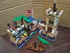 <<<MAKE OFFER>>> LEGO SOLDIERS FORT #6242 NEAR COMPLETE PIRATE IMPERIAL