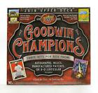 2018 UPPER DECK GOODWIN CHAMPIONS BASEBALL HOBBY BOX