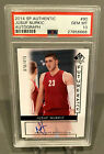 2014-15 SP Authentic Basketball Cards 17