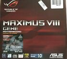 ASUS MAXIMUS VIII GENE Motherboard Designed For Gamers Used