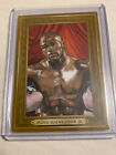 2010 Ringside Round One Boxing FLOYD MAYWEATHER JR Turkey Red Mecca Gold 9