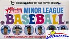 2018 Topps Heritage Minor League Baseball Factory Sealed HOBBY Box-2 AUTO MEM