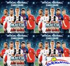 (4) 2018 19 Topps Match Attax Champions League Soccer 50 Pack Sealed HOBBY Box!