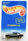 Hot Wheels  Seattle Toy Show  Limited Edition Blue Card  67 Camaro Z 28