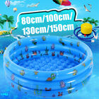 Baby Swimming Pool Ring Inflatable Float Toddler Kids Child Swim Toys+ Air