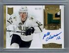 2013-14 Panini Dominion Hockey Rookie Patch Autograph Guide 75