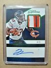 2016 Panini Prime Signatures Football Cards - Short Print Info Added 24