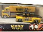 Moon Equipped 2 Truck sealed set 164 Hot Wheels diecast