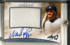 Wade Boggs 2014 Leaf Q Game Used Jumbo Game Used Swatch Autograph Card HOF Auto