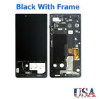 For Blackberry KEY2 Two BBF100-1/-2/-6 LCD Display Touch Screen Digitizer +Frame