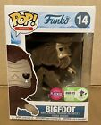 Funko Pop! Myths #14 Bigfoot Flocked ECCC 2018 3000pcs In Hard Stack Protector