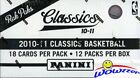 Panini Announces 2011-12 Basketball Card Roster 2