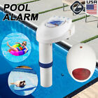 Swimming Inground Pool Alarm Remote System For Child Pets Safety Sensor Wireless