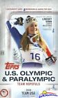 2018 Topps USA Olympics Team HUGE Factory Sealed HOBBY Box-3 AUTO RELIC+2 VONN