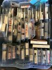 Stampin Up Rubber Stamp Lots Wood Mounted BRAND NEW You Choose LOTS