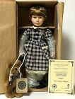 Boyds Bears Yesterdays' Child Limited Edition Doll Taylor And Jumper NIB