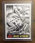 2012 Topps Mars Attacks Heritage Trading Cards 9