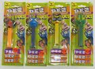PEZ * Bugz * Fly, Beetle, Bee and Grasshopper * On Card * From year 2000