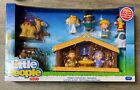 Fisher Price Little People Childrens Nativity Set 11 Figures Manger
