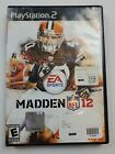 Madden 12 Hall of Fame Edition Swag Includes Autographed Marshall Faulk Card 16