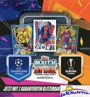 2020 21 Topps Match Attax UEFA Champions League Soccer HUGE 30 Pack Box-180 Card