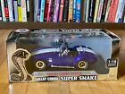 Shelby Collectible Cobra 427 S C 1 18 Scale Diecast incorrect box