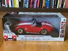 Shelby Collectible Cobra 427 S C 1 18 Scale Diecast Carroll Shelby Red