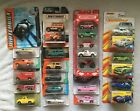 Matchbox Lot of Choice Cars 50th Super Fast Globe Travelers Defender Mixed Lot