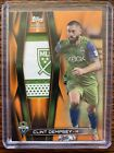 Clint Dempsey Named 2013 Topps MLS Extra Time Autograph Redemption 3 11