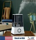 45L Tank Cool Mist Air Purifier Aroma Diffuser Ultrasonic Humidifier Room Home